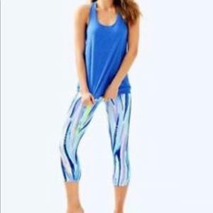 Lilly Pulitzer Luxletic Leggings Shore Perfection